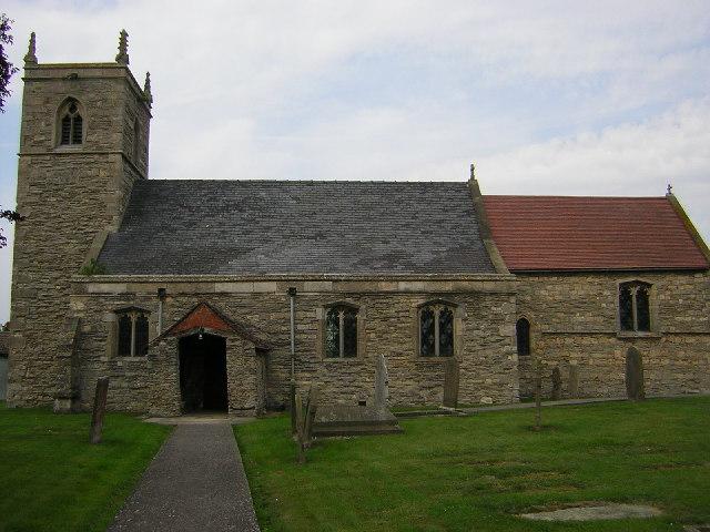 All Saints' church, North Scarle, Lincs.