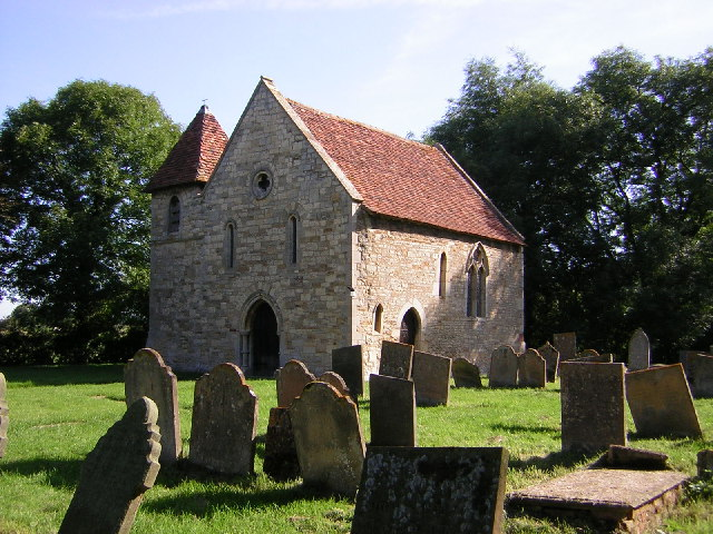 Old Church, Aubourn, Lincs.