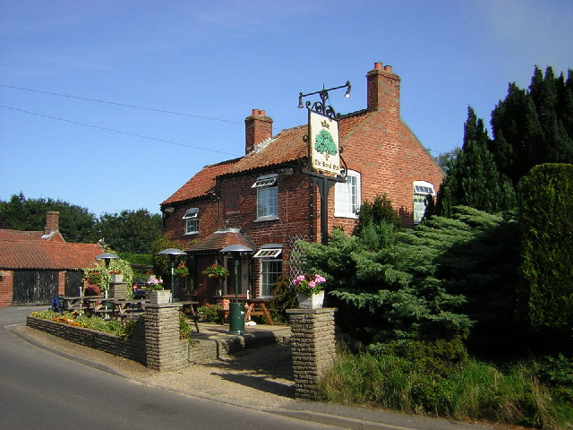 The Royal Oak, Aubourn, Lincs.