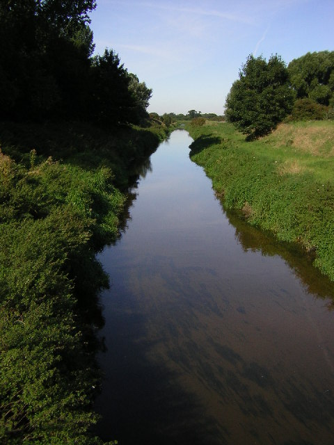 The River Witham at Aubourn