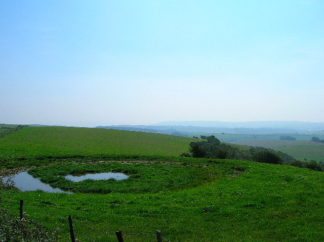 Dew Pond, Ditchling Beacon