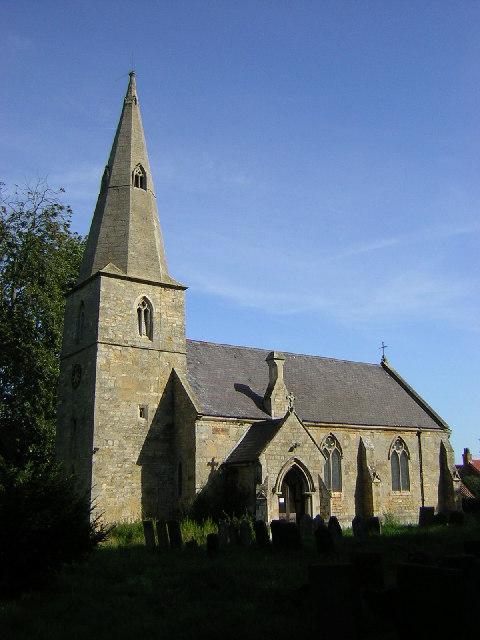 St.Michael's church, South Hykeham, Lincs.