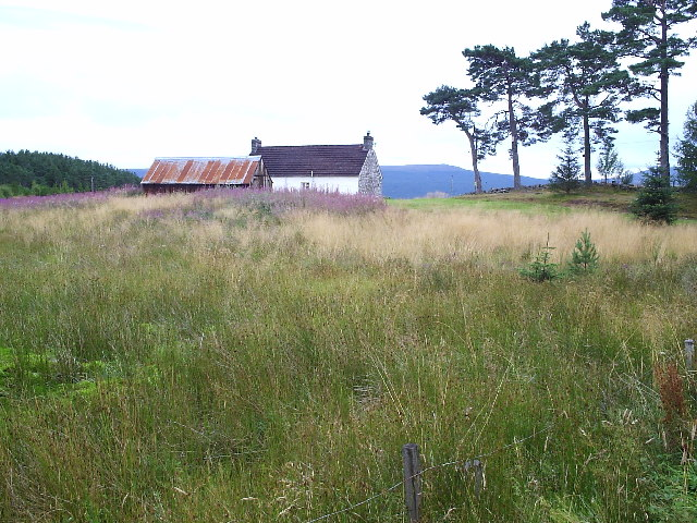 A Cottage near Achuirghill