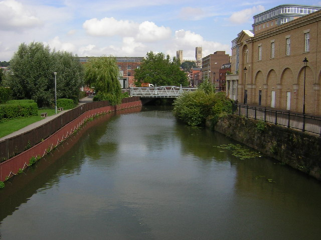 River Witham at St.Mark's