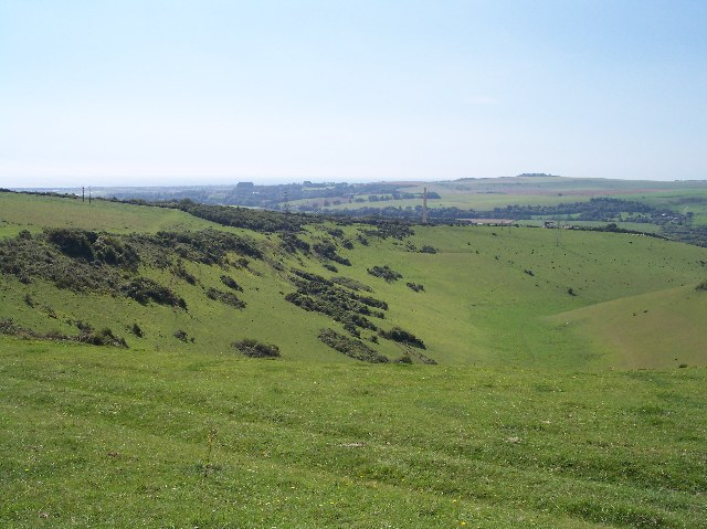 Anchor Bottom, near Beeding Hill, Sussex