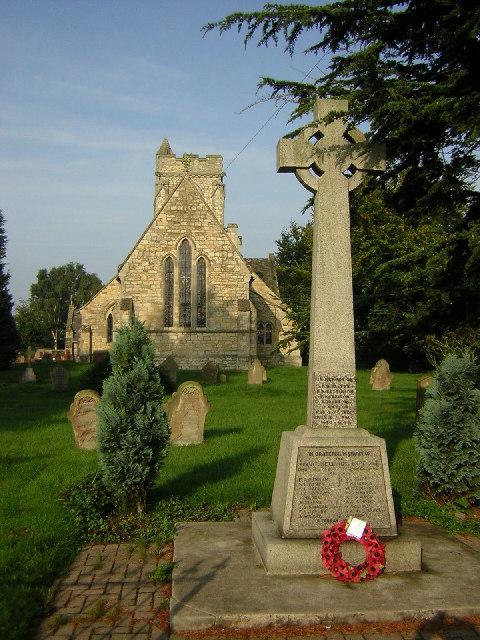 Skellingthorpe War Memorial