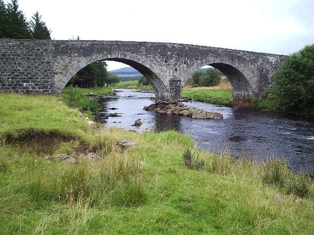 The Rosehall Bridge