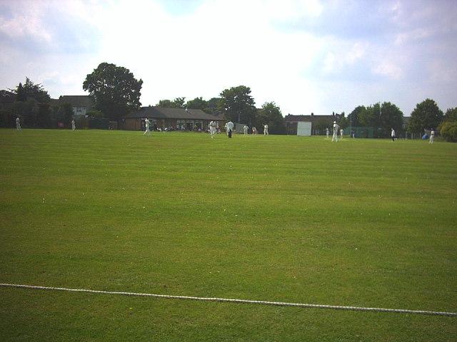 Wallington Cricket Club, Hillside Gardens.