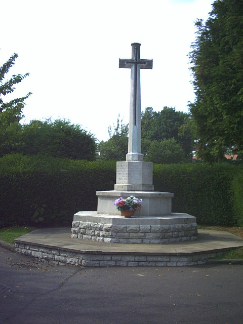 War Memorial, Bandon Hill Cemetery, Plough Lane.