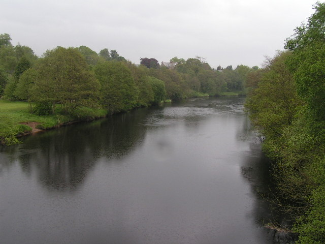 River North Tyne, Bellingham