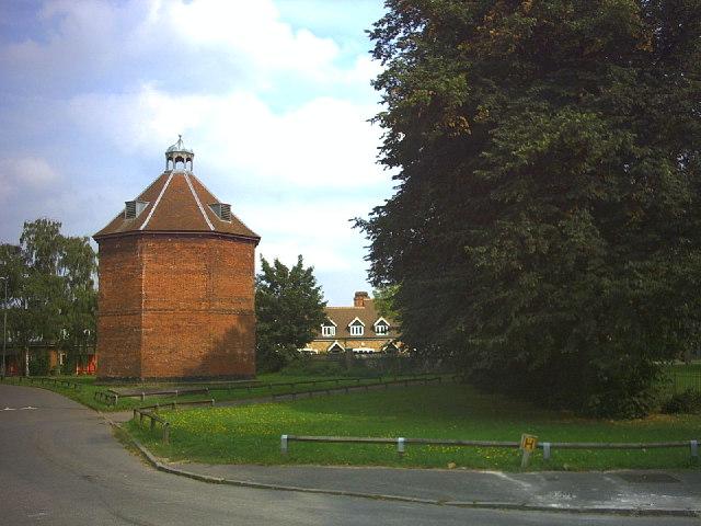 The Dovecote, Beddington Park.