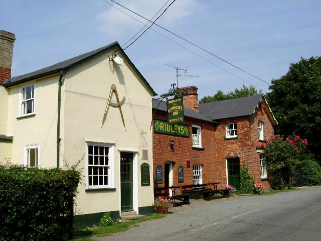 The Compasses Littley Green