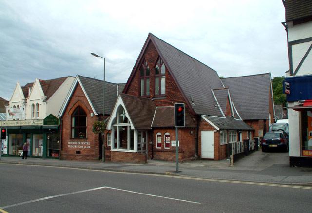 Miller Centre Theatre, Godstone Road, Caterham CR3