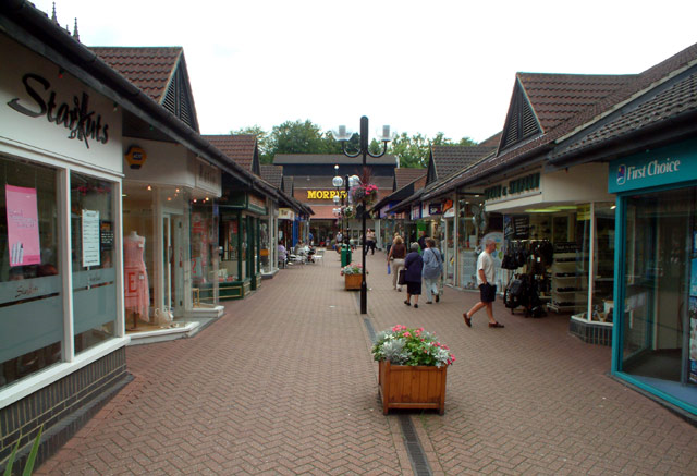 Church Walk Shopping Centre, Caterham CR3