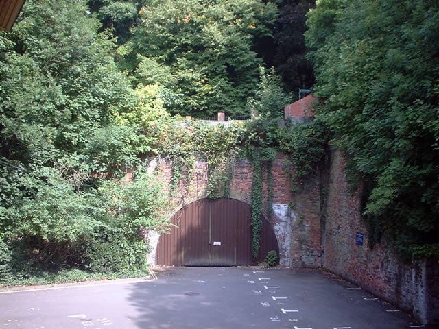 Chesil railway tunnel, Winchester