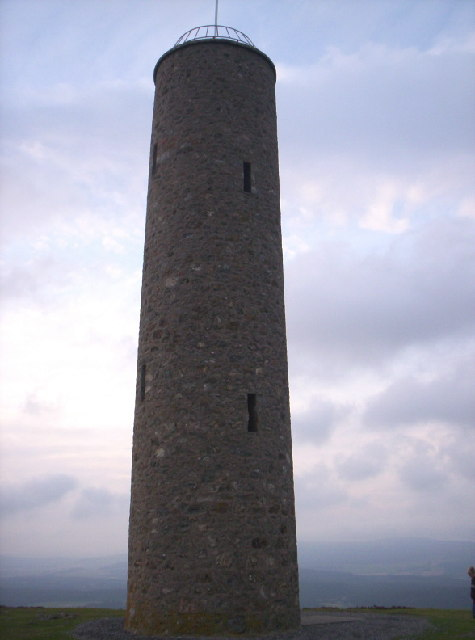 Scolty Tower / General Burnett's Monument