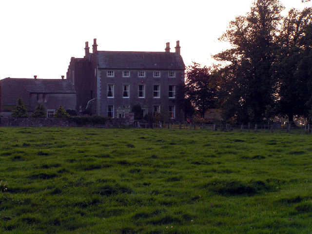 Arkleby Hall, Arkleby