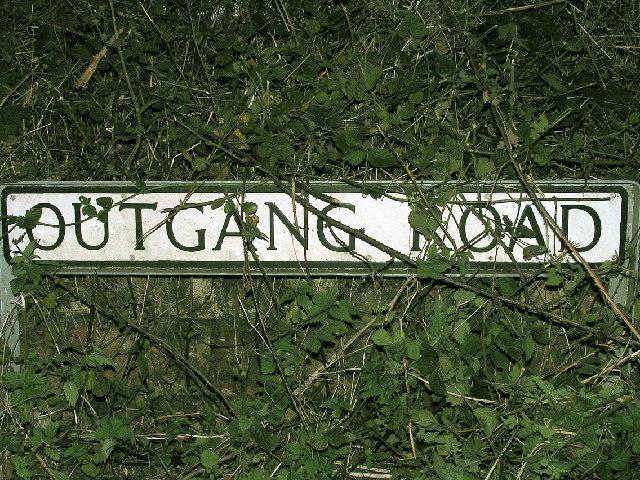 Outgang Road, Aspatria