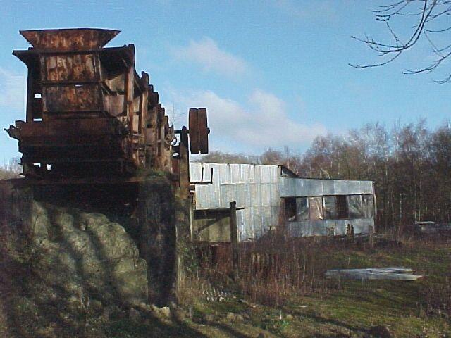 Derelict Brickworks, Capel