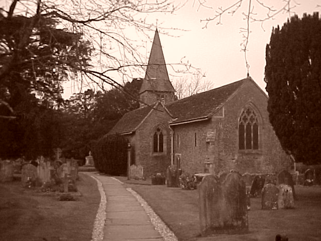 Itchingfield, St Nicholas' Church