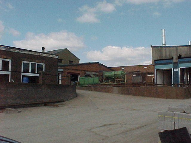 Smokejacks (now Ewhurst) Brickworks, Oakwoodhill