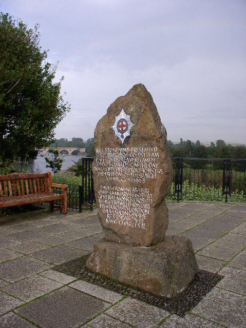 Coldstream Guards' Stone
