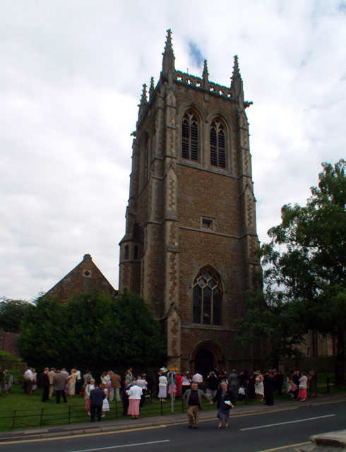 Church of St John the Evangelist, Caterham CR3