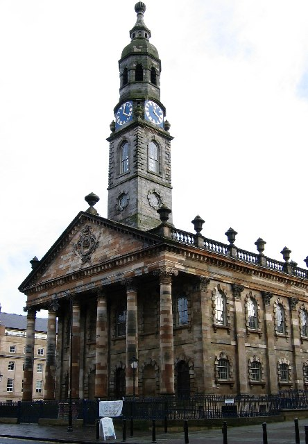 St Andrew's Church, St Andrew's Square, Glasgow