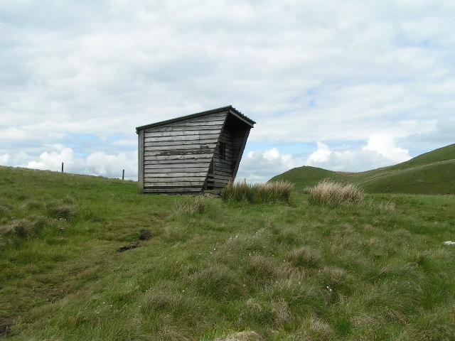 Mountain Refuge Hut, Lamb Hill