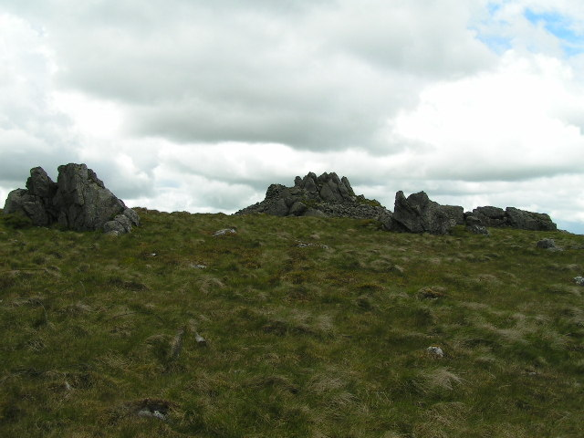 Summit rocks, The Schil