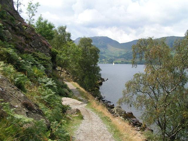Long Crag, Ullswater