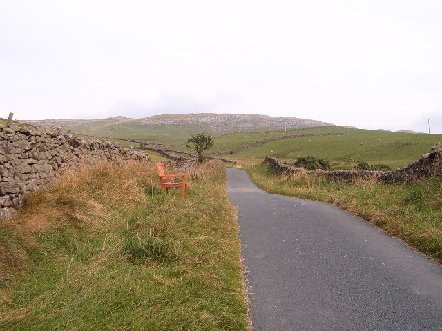 Masongill Fell Lane