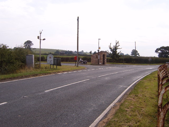 Junction on A683