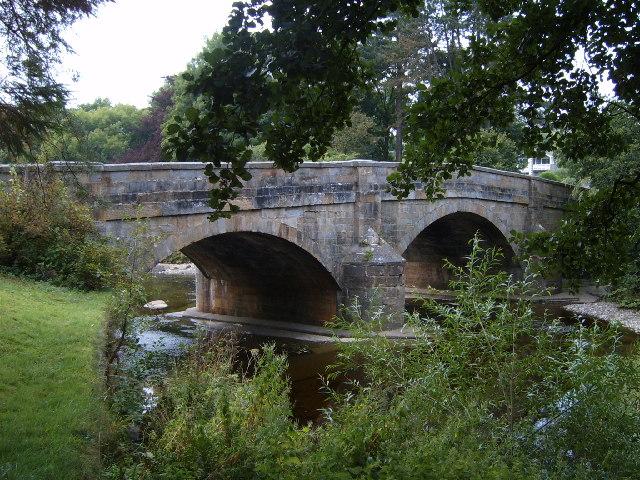 Bridge over the River Greta