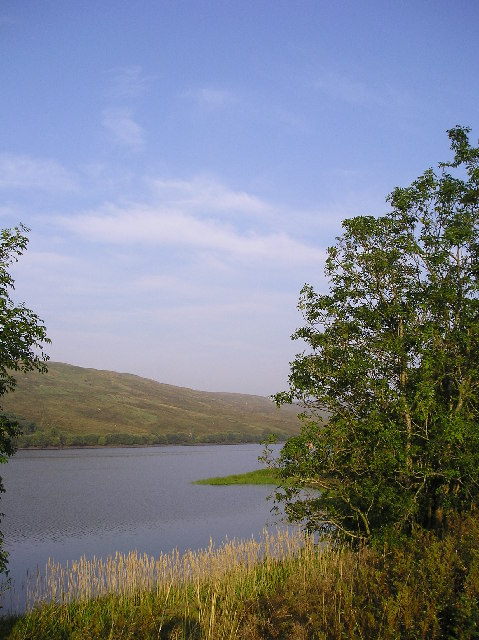 Camphill Reservoir
