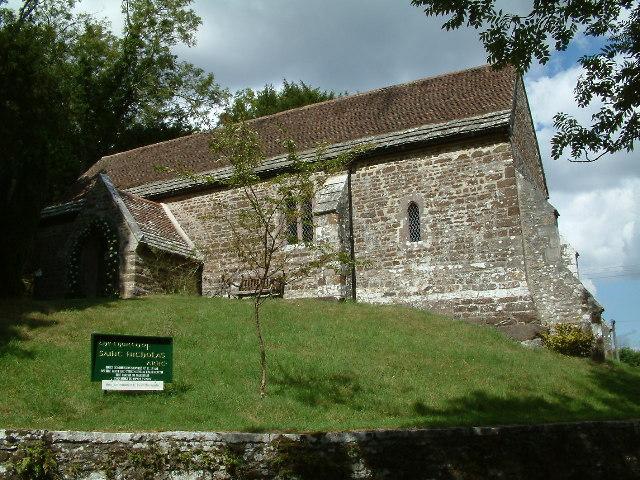 St. Nicholas Church, Arne