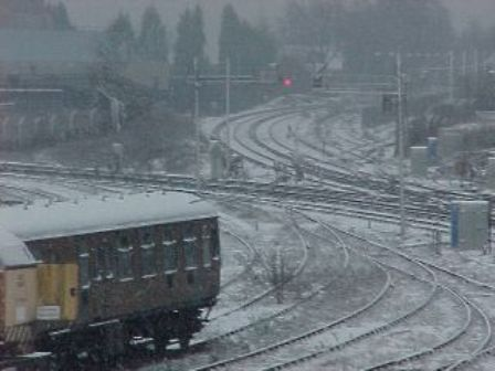 Horsham Yard - Blizzards