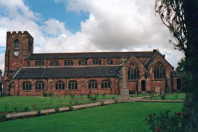 Ashton-in-Makerfield, St Thomas
