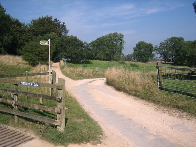 Cotswold Way, Great Brockhampton