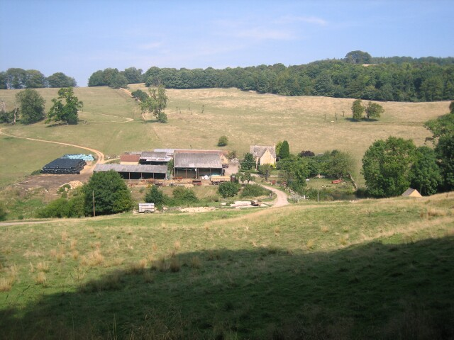 Papermill Farm, Stanway