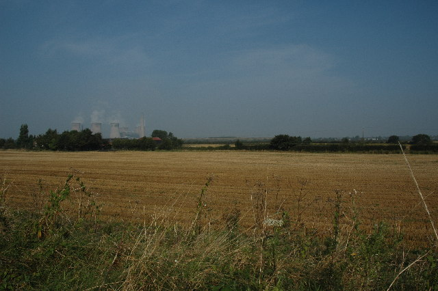 Farm Field near Moore, Warrington