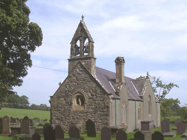 Eglwys Sadwrn Sant, Llansadwrn.