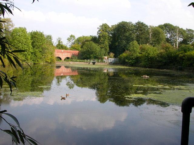 Brownsover - Mill Road Reservoir
