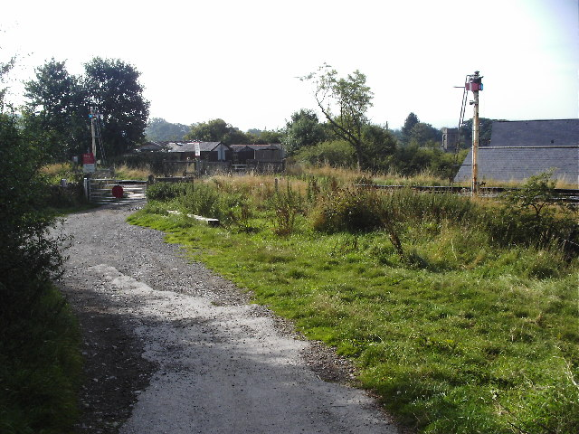 Haw Lane Crossing