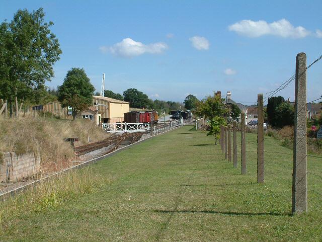 Washford Station