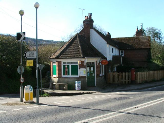 Cocking Post Office (Toll House)