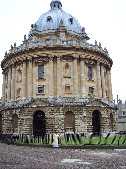 Radcliffe Camera, part of Bodleian Library, Oxford