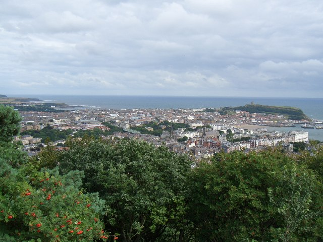 Viewpoint at Oliver's Mount