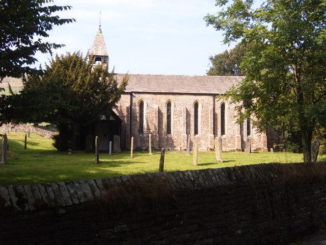 St John the Evangelist, Cowgill