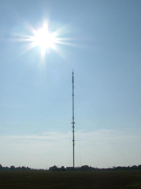 Manningtree Radio Mast
